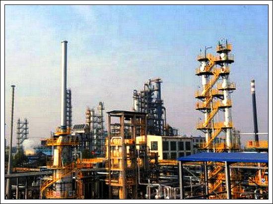 【五律】参观扬州石油化工厂